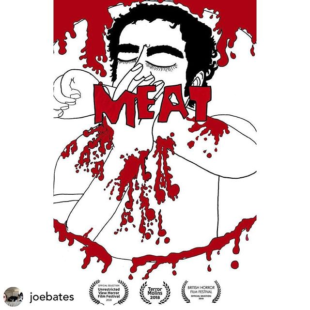 A real feast for the eyes. Had an insane time working on Meat 🥩 directed by @joebates and DPd by @bradleystearnphoto whom it was an honour to assist. Met an insane team and even took home some awards!