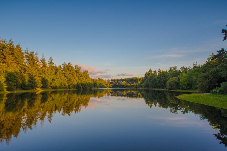 Trenchford Reservoir, Dartmoor