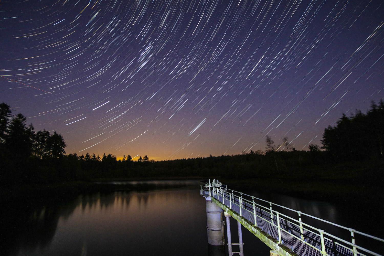 Star Trails, Dartmoor