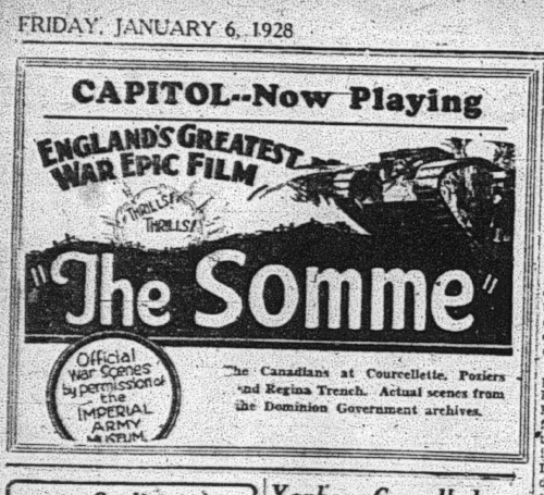 1928 Jan 6 p13 Capitol ad Somme.JPG