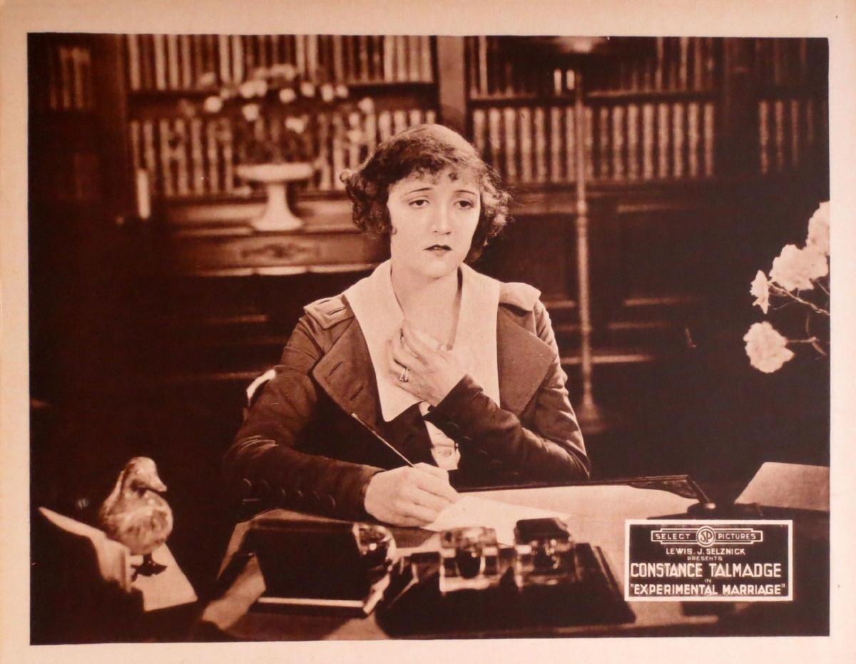 Lobby card, 1919. Thanks to Doctor Macro website, http://doctormacro.com.