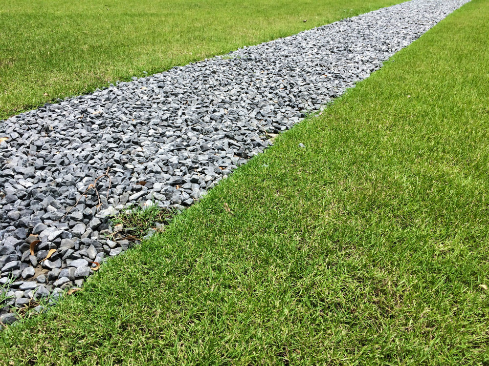 The Benefits Of Professional French Drain System Installation And Repair Santucci Construction