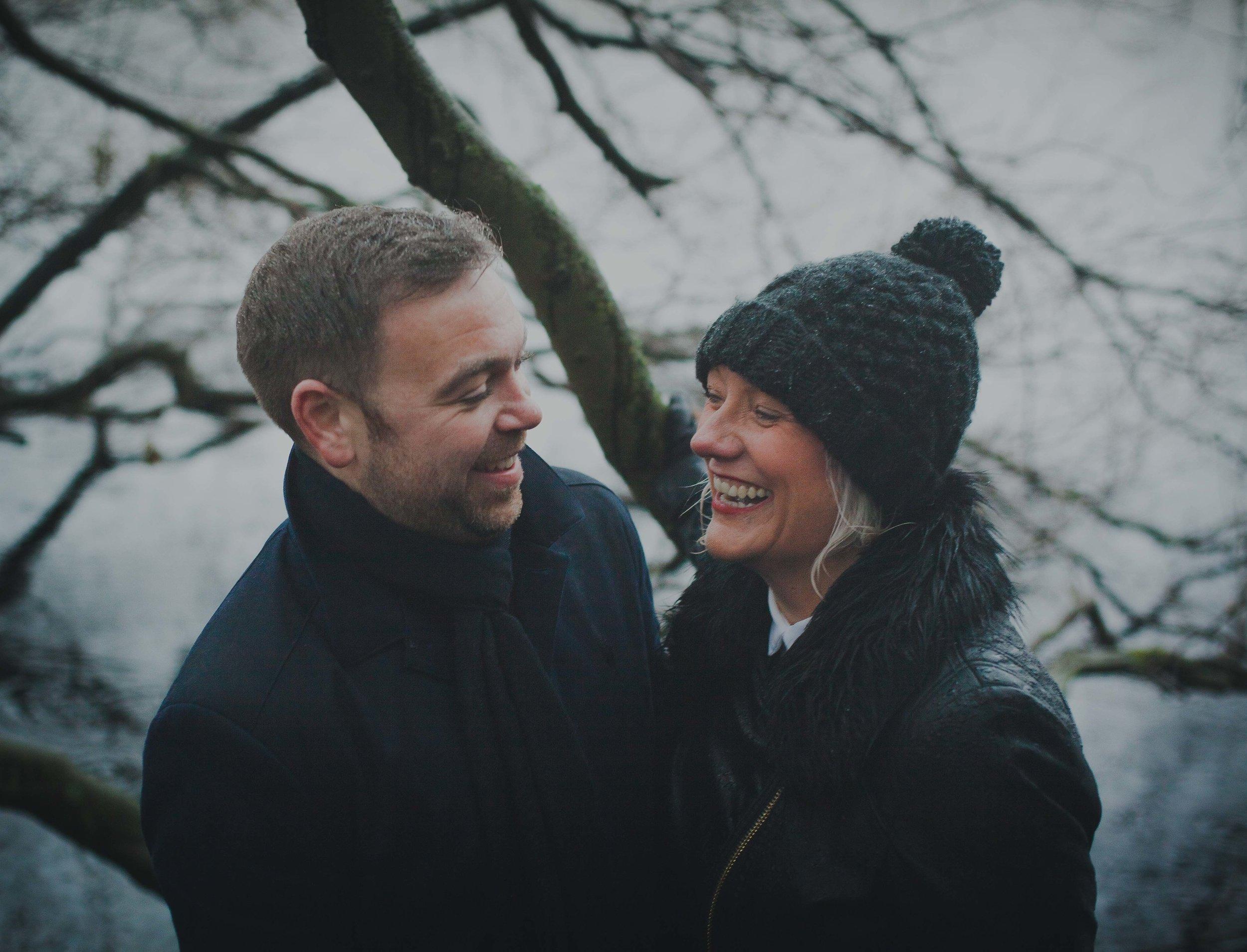 Wendy & Matt -