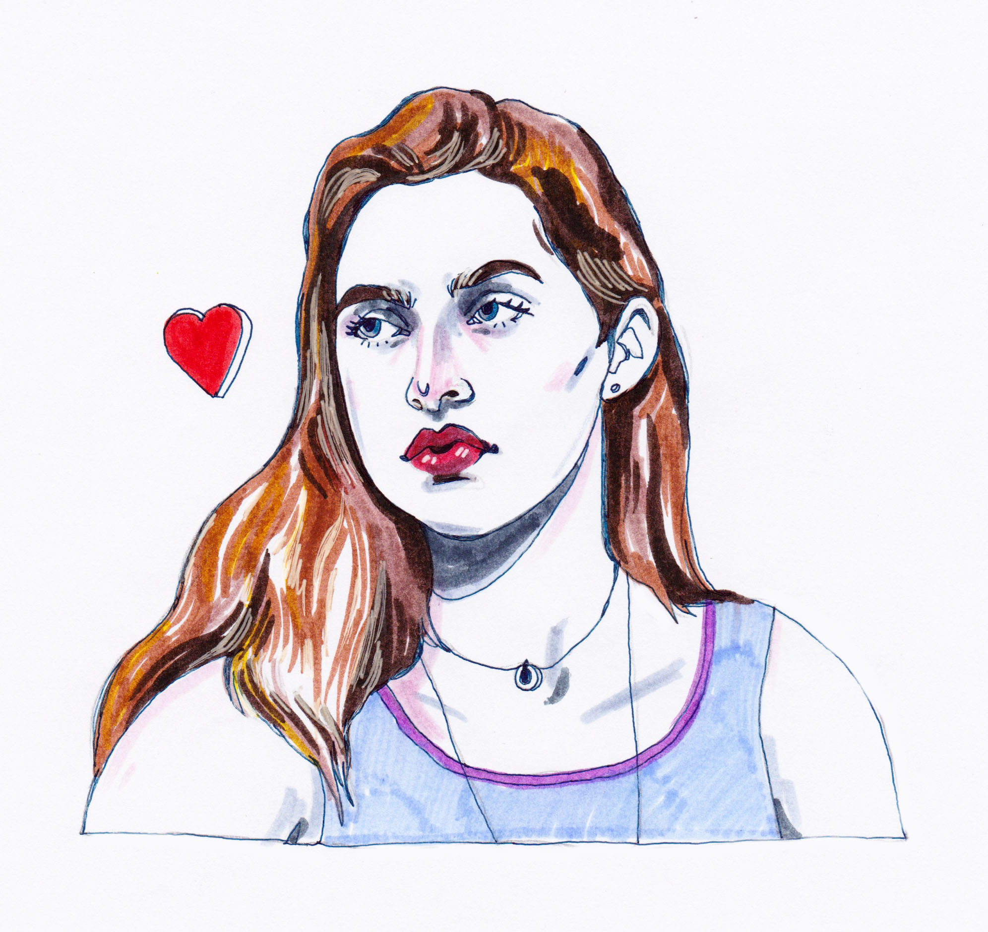 Alyson Zetta-Williams   By  SPECIWOMEN  Illustration SENDRA UEBELE