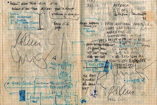 Bjork's Notebook