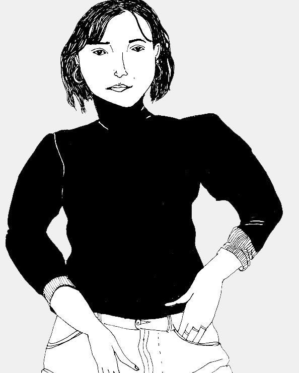 Ana Karen Sahagún   By SPECIWOMEN  Illustration  PHILO COHEN