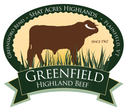 Greenfield Highland Beef Logo