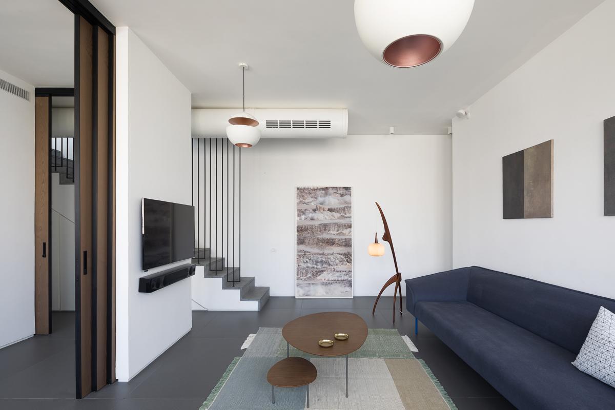 MB Duplex - Type: ResidentialLocation: Tel AvivSize: 160 sqm