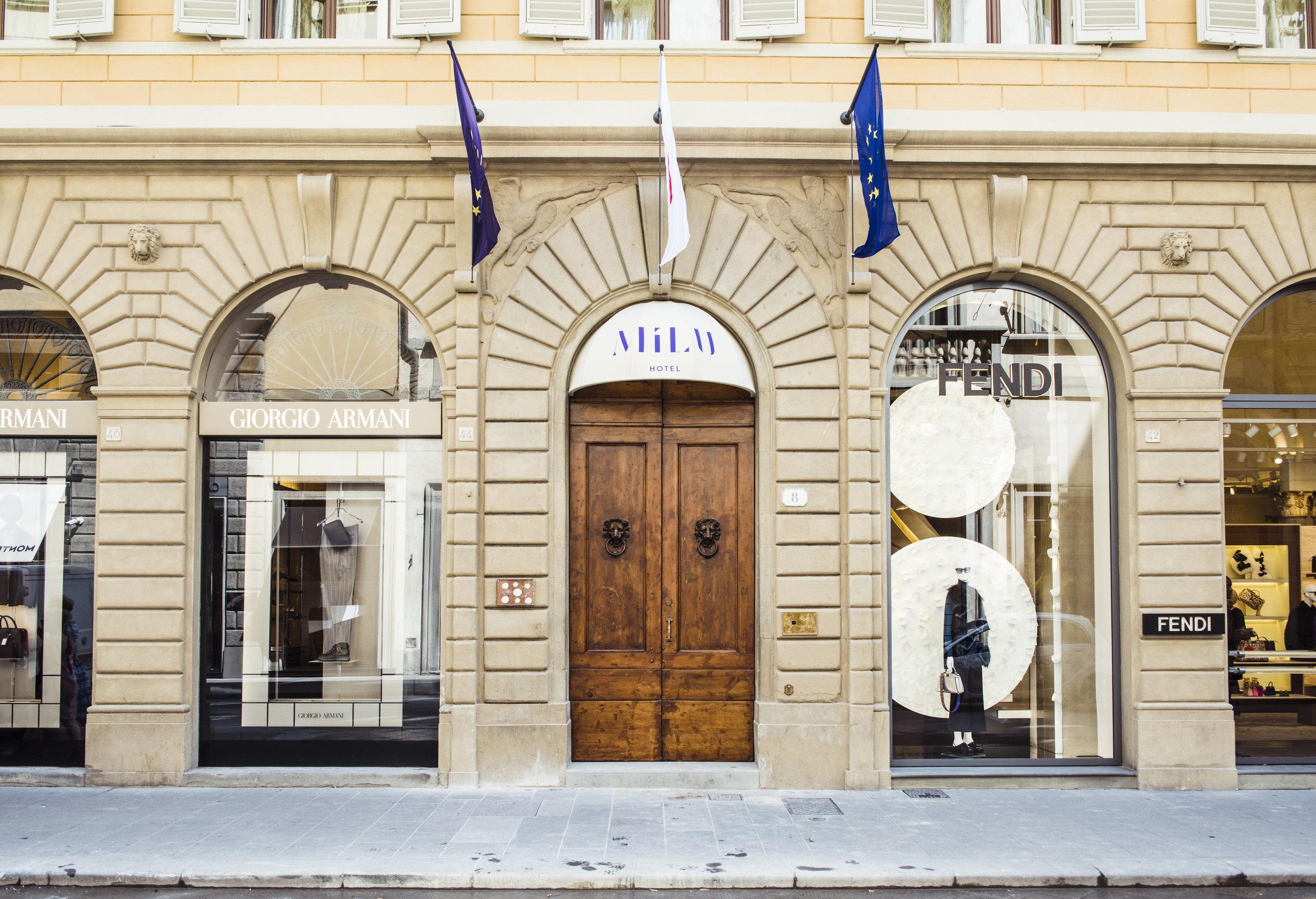 Milu Hotel -
