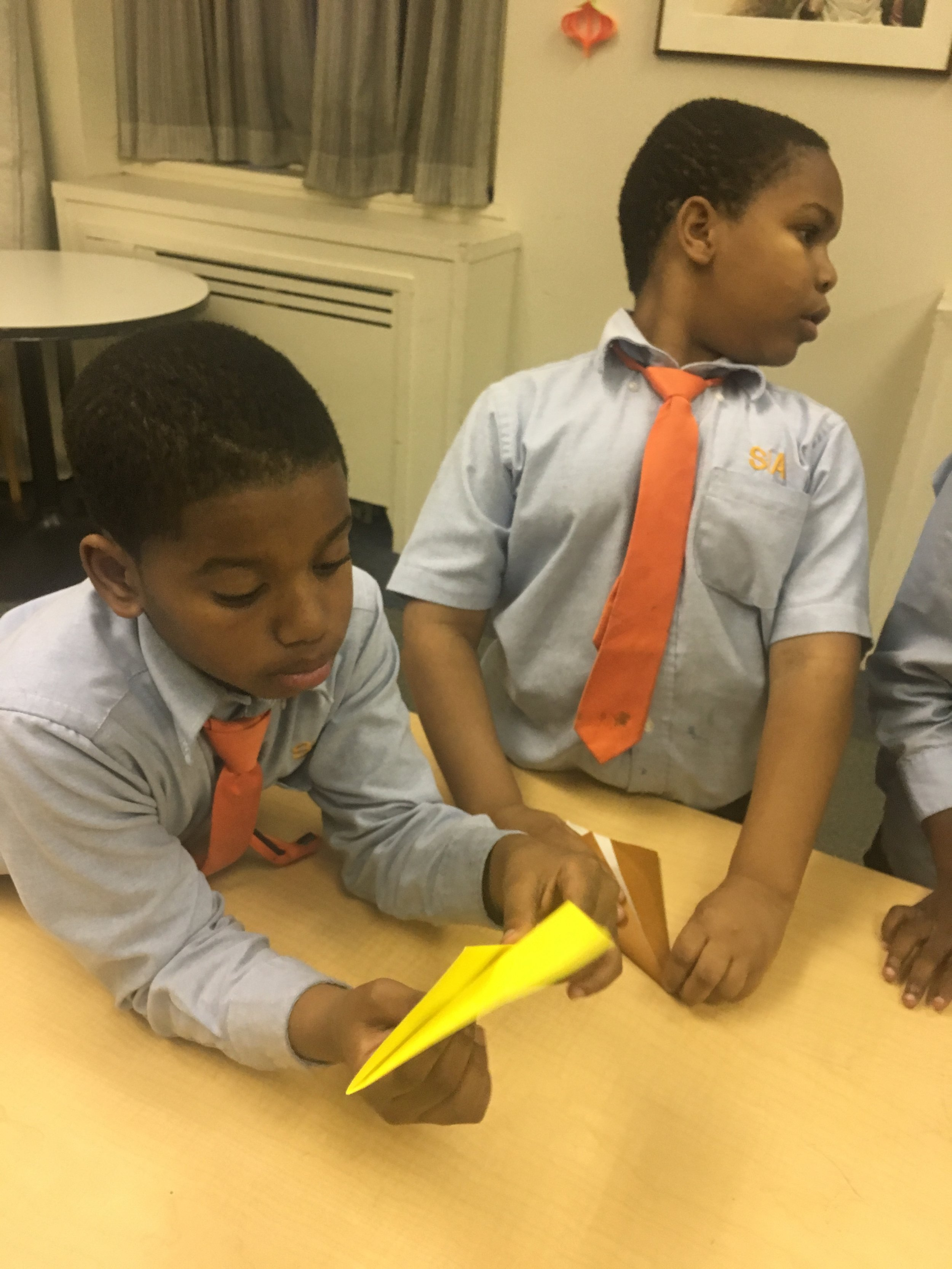 Practicing No Hesitation Math with Young Excellence Society After School Program