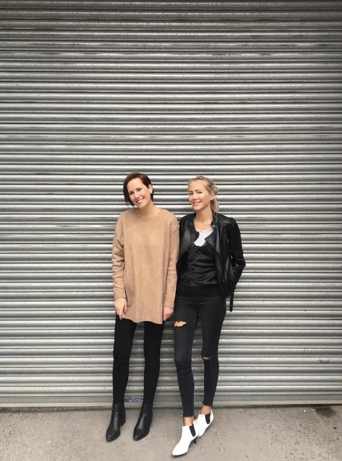 Gigi and Cavanagh