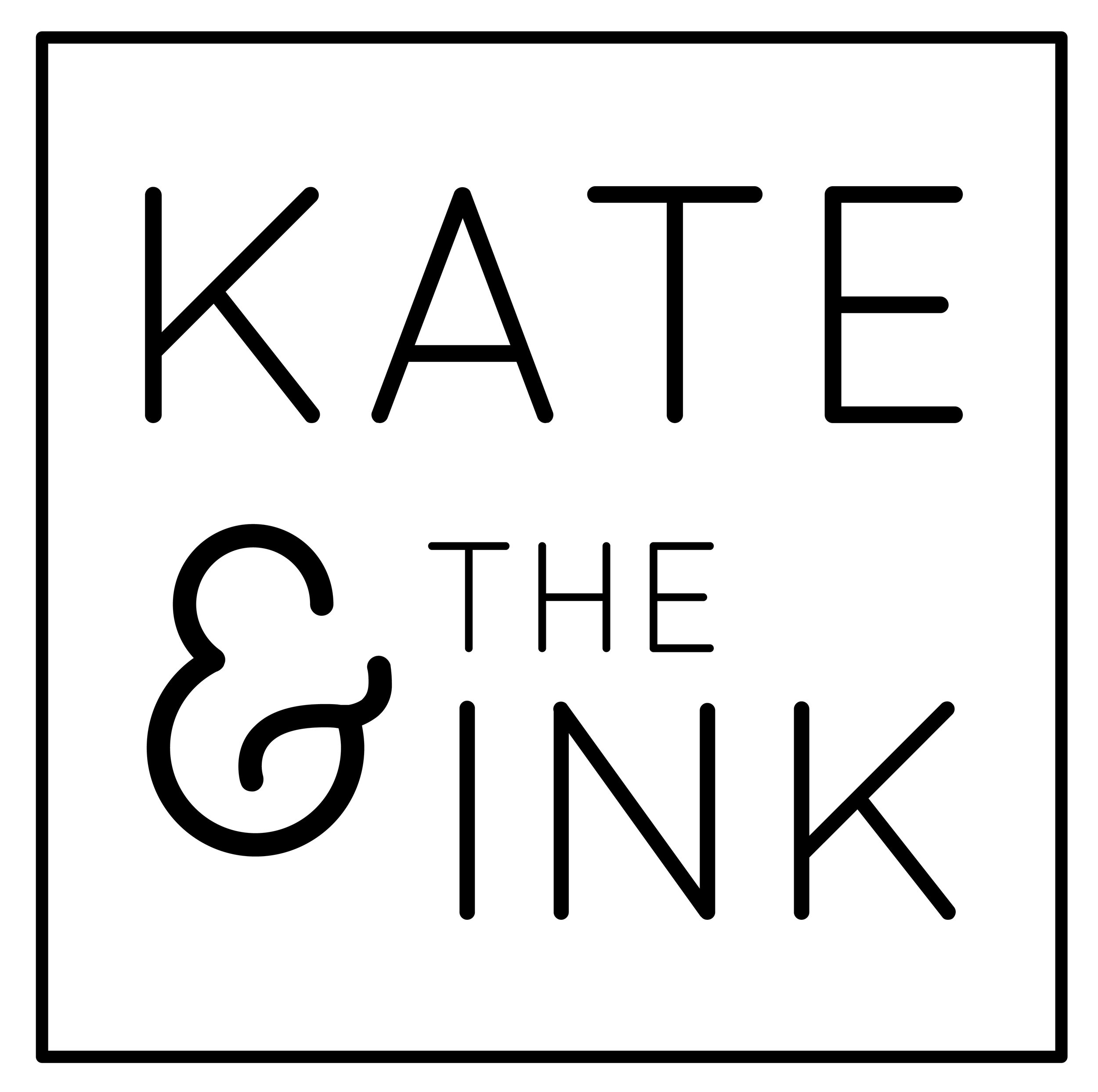 Kate & The Ink : Set up in 2013 by Kate Dowling, a graduate of Glasgow School of Art, this quirky and thoughtful collection of prints and cards has been designed foremost to make people smile.