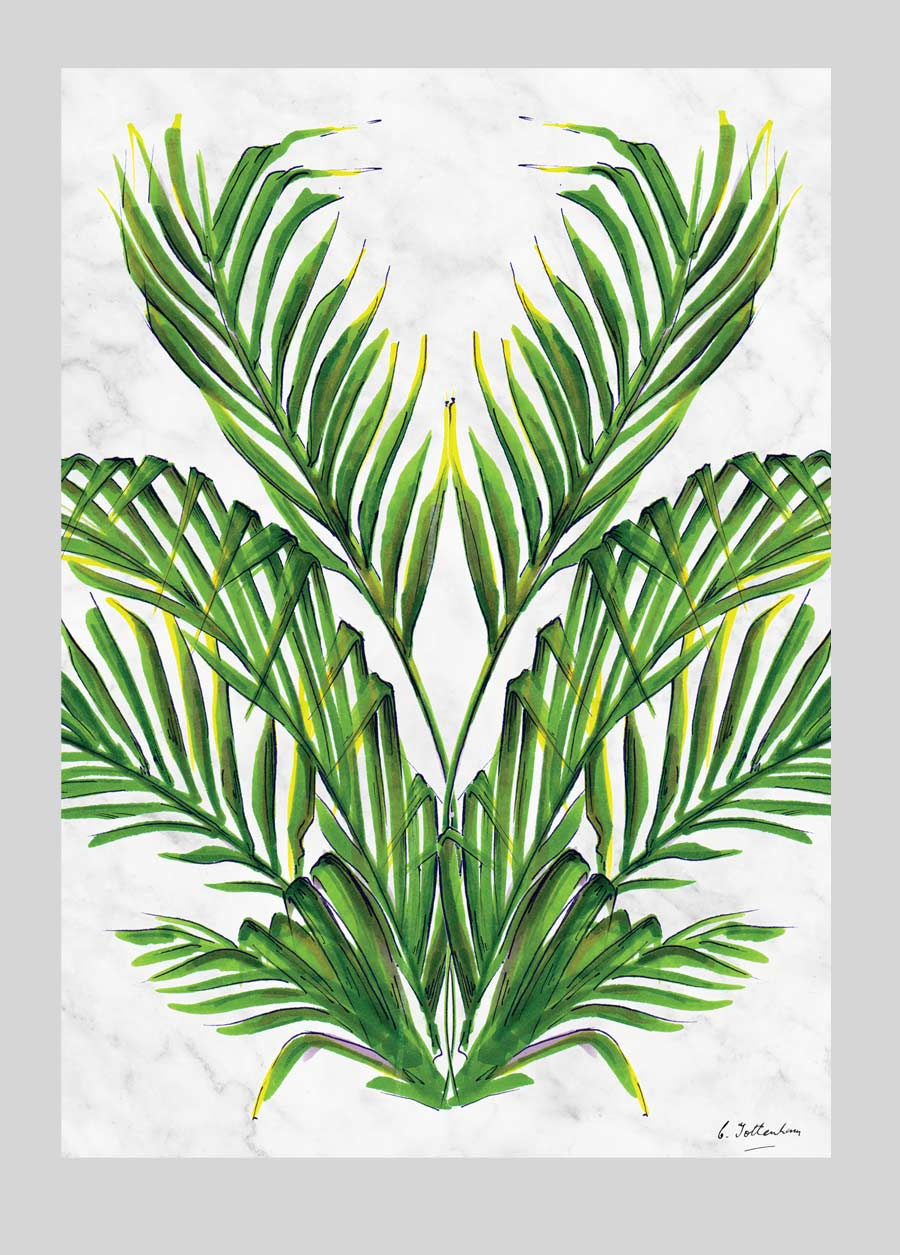 Charles Tottenham Palm_Reflection_Giclee_Print_.jpg