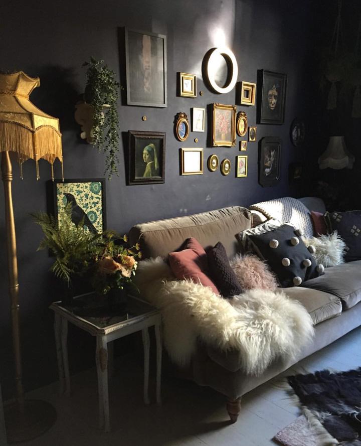 Living room belonging to Kyla @kylamagrathinteriors.