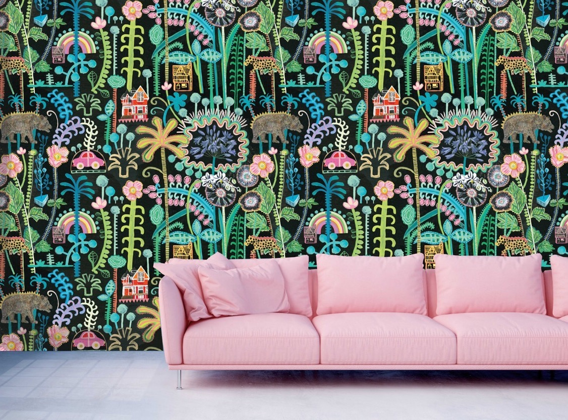 Mr Bear Wallpaper