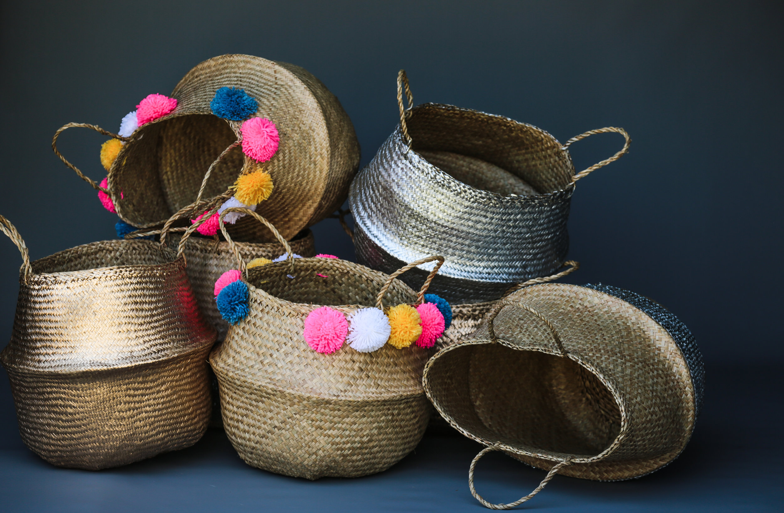 Belly Baskets – Available at  www.annas-attic.com  (credit Clicky McGhee's)