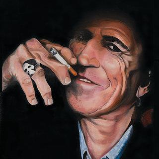 Keith Richards £35