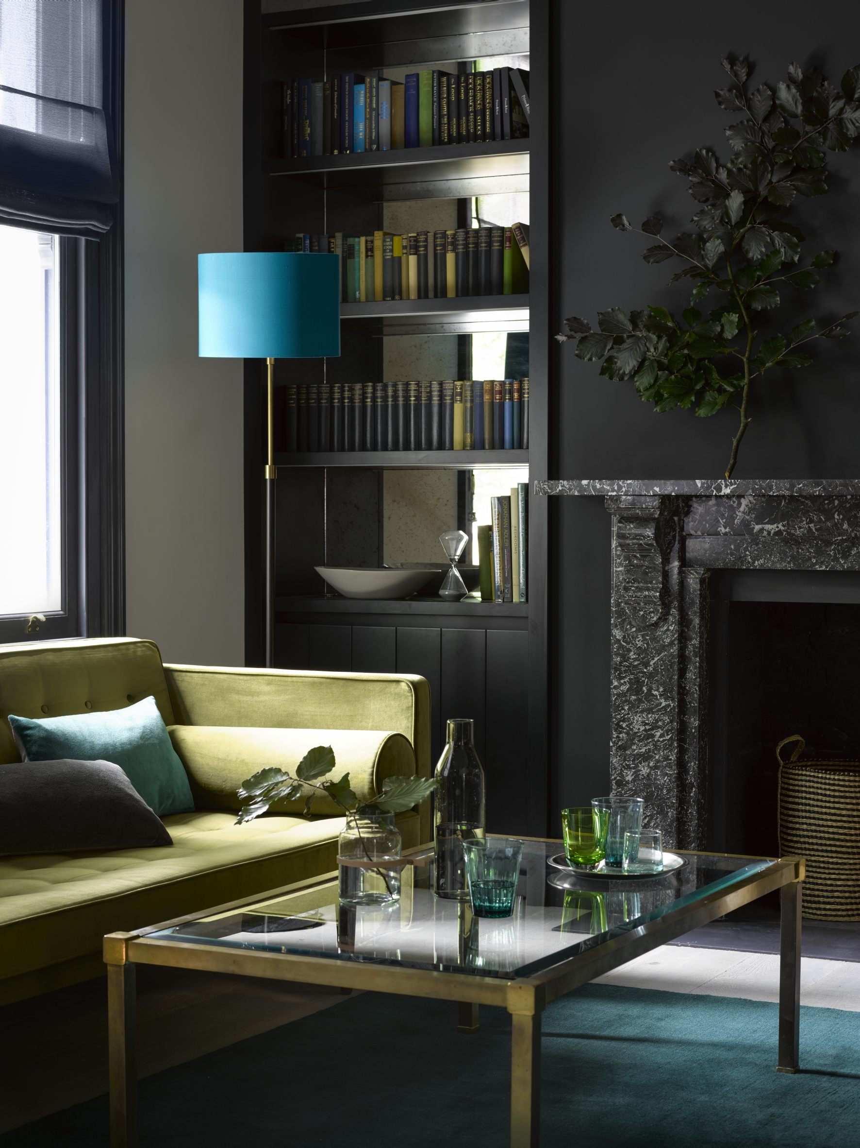 Image - (Black Monday Floor Lamp) - Pooky