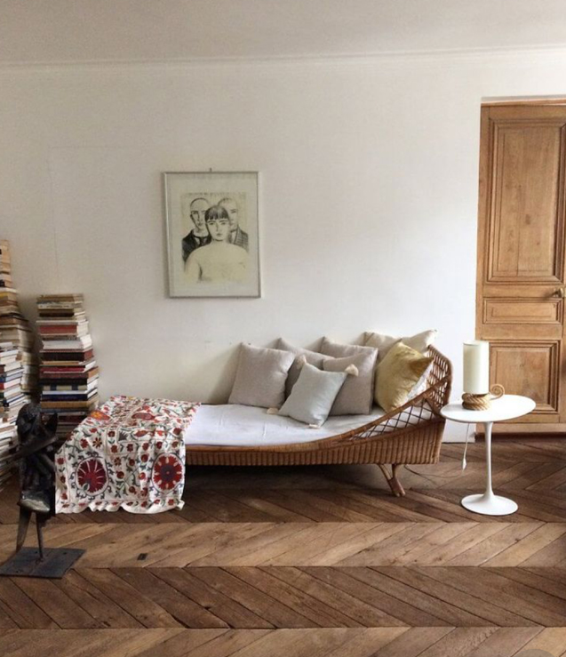 Image Credit; Atelier Vime, Provance, article by Remodelista