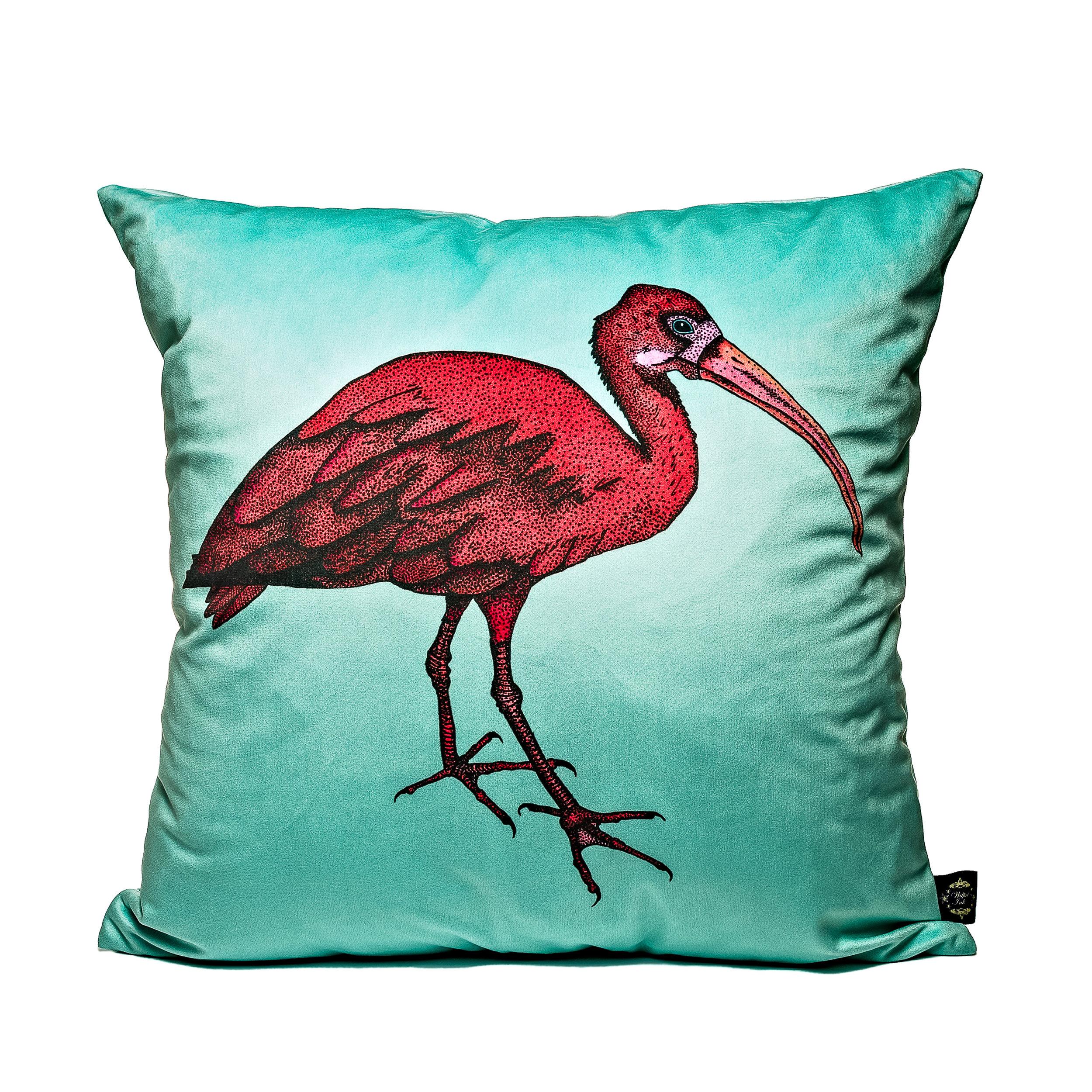 scarlet-ibis-velvet-cushion.jpg