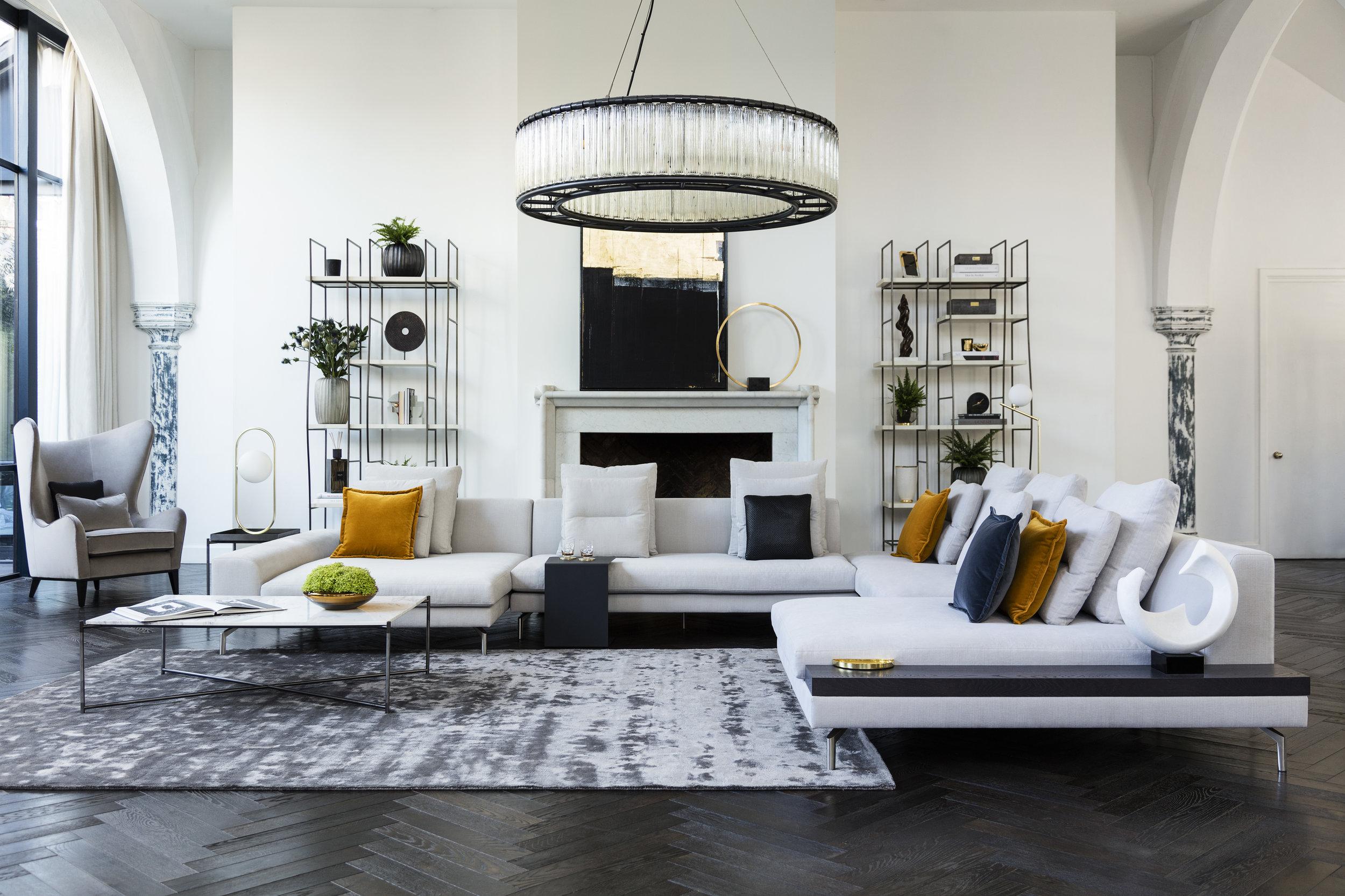 The Moore Sofa