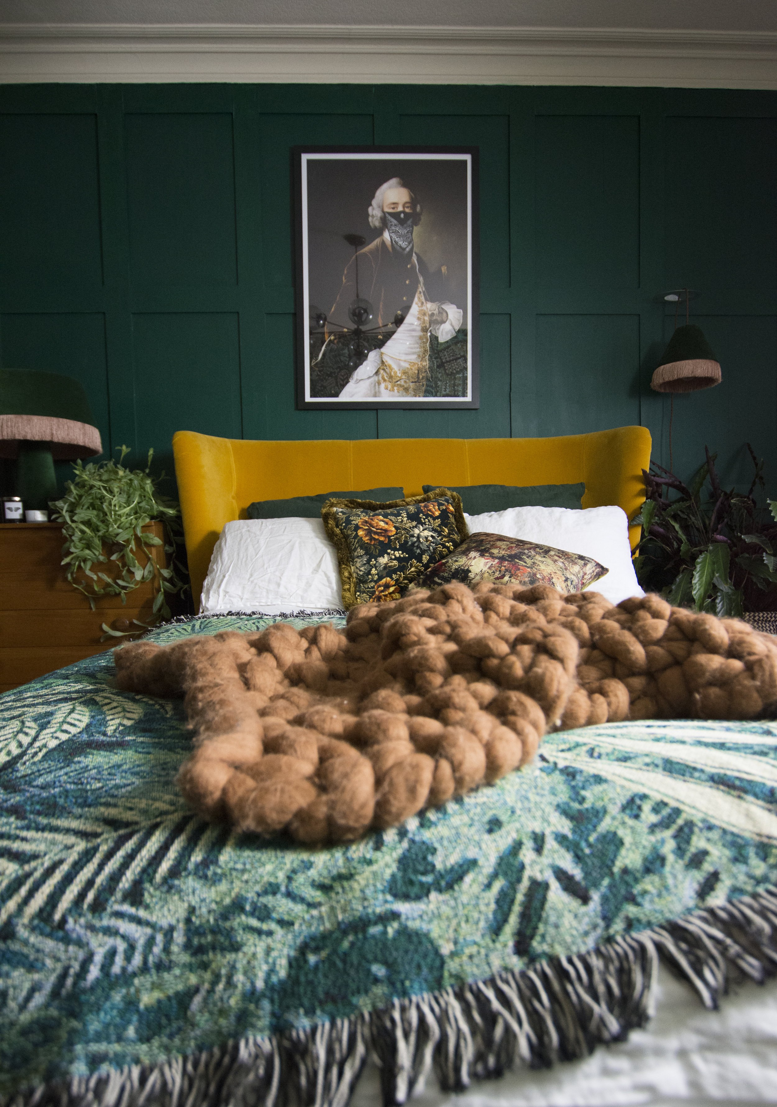 The Audrey Bed