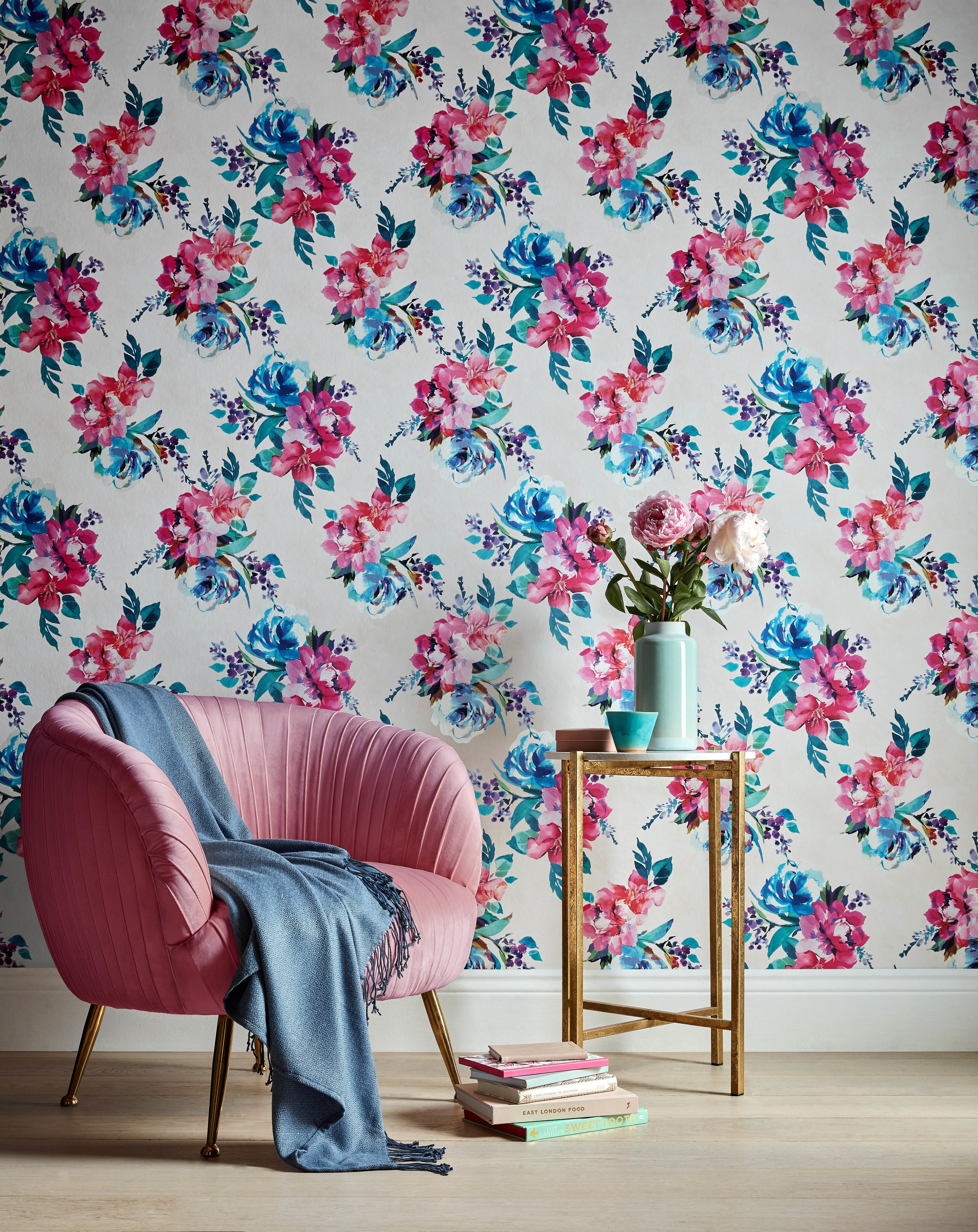 Accessorize Amelie Floral Wallpaper - Cream Multi copy.jpg