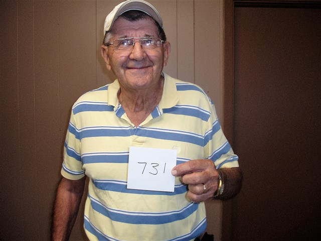 Larry Reede of Akaska, SD drew the winning number this Monday morning at the Akaska Bait Shop, Bar & Grill. Larry drew the number for Ryan Willey of Rapid City, SD. Ryan wins a Remington 700 SPS Rifle.  CONGRATULATIONS RYAN!!
