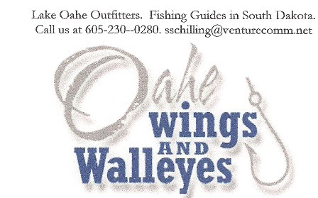 Oahe Wings & Walleye