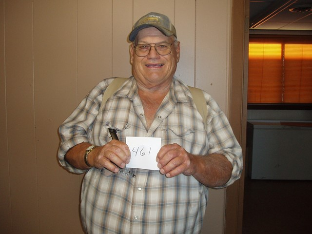 Stanley Weiss of Akaska, SD drew the winning number this Monday morning at the Akaska Bait Shop, Bar & Grill. Stanley drew the number for Joshua Wohleber of Watertown, SD. Joshua wins a Marlin XT17 Rifle.  CONGRATULATIONS JOSHUA.