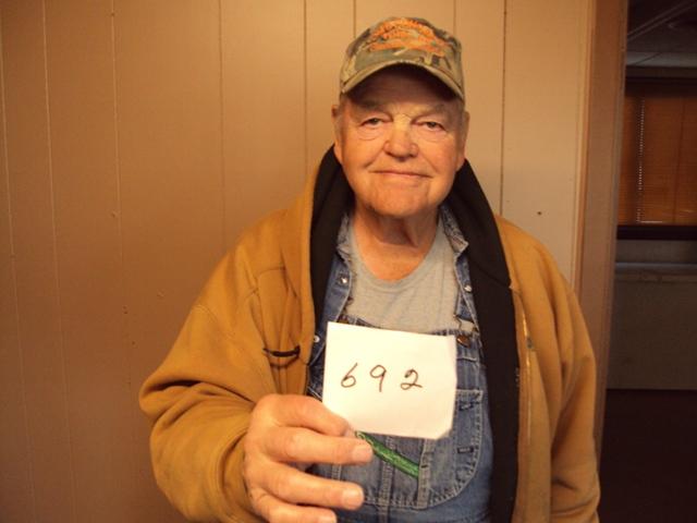 Arnie Levin of Akaska, SD drew the winning number this Monday morning at the Akaska Bait Shop, Bar & Grill. Arne drew the number for Bill Bennis of Glenham, SD. Bill wins a Remiongton 870 Shotgun.  CONGRATULATIONS BILL.