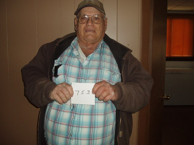 Stanley Weiss of Akaska, SD drew the winning number this Monday morning at the Akaska Bait Shop, Bar & Grill. Stanley drew the number for Susan, Harvey or Jordan Leidholt of Aberdeen, SD. Susan, Harvey or Jordan wins a KSA Cricket Rifle.  CONGRATULATIONS SUSAN, HARVEY OR JORDAN.