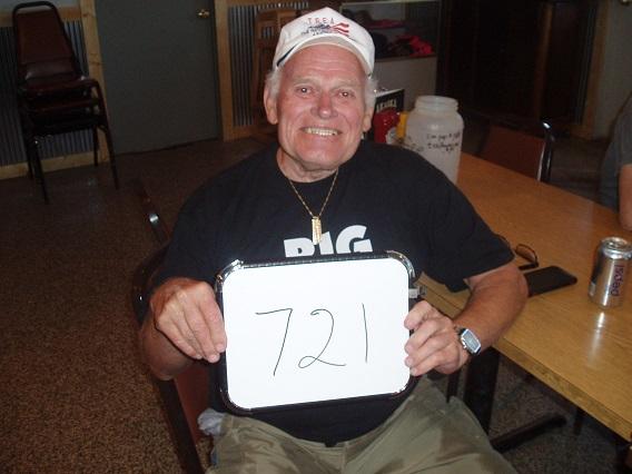 Daryl Kulm of Rapid City drew the winner of the weekly South Dakota Walleye Classic Festival Gun Drawing.        The winner is:        Brandon Moos    Philip, SD        Brandon wins a:    Weatherby PA-08    Shotgun        Bill Waeckerle    SDWCF