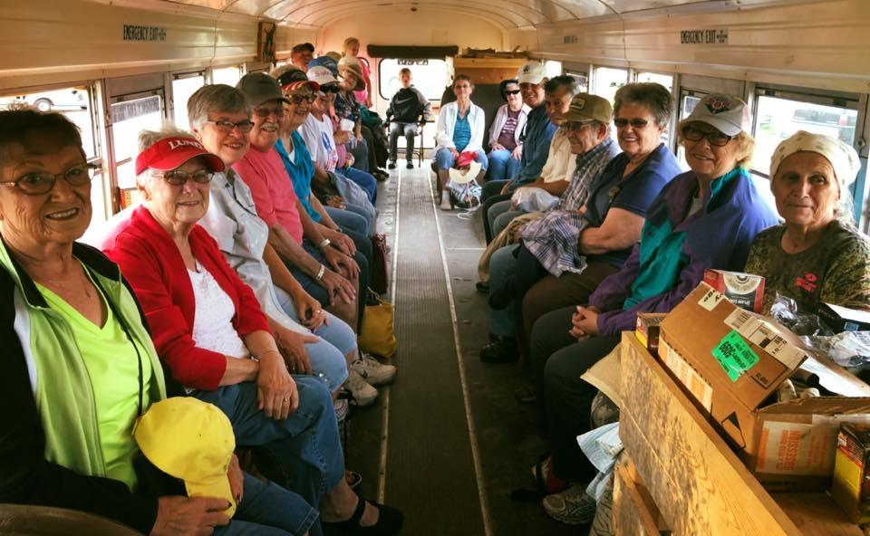 #2 Seniors loaded on the Oahe Wings & Walleye bus for Swan Creek Docks..jpg