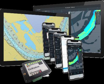 CoVadem Online, maar binnenkort ook vanuit uw navigatietoepassing