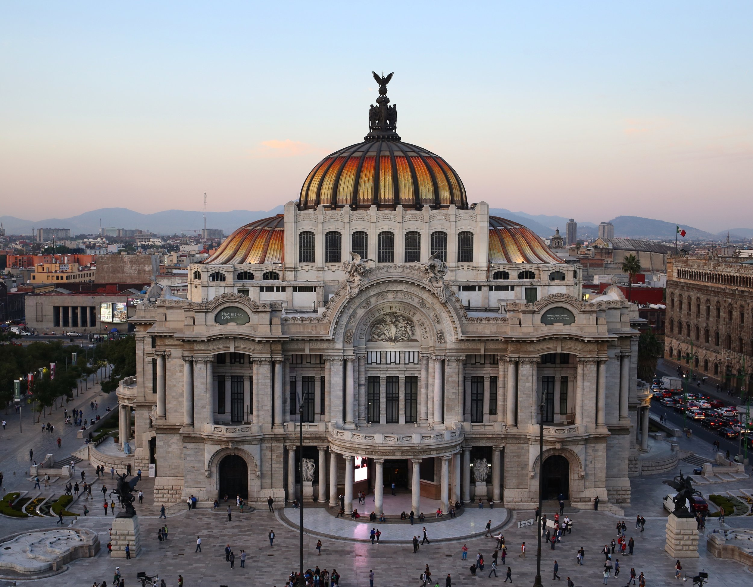Why I'm Living in Mexico City -