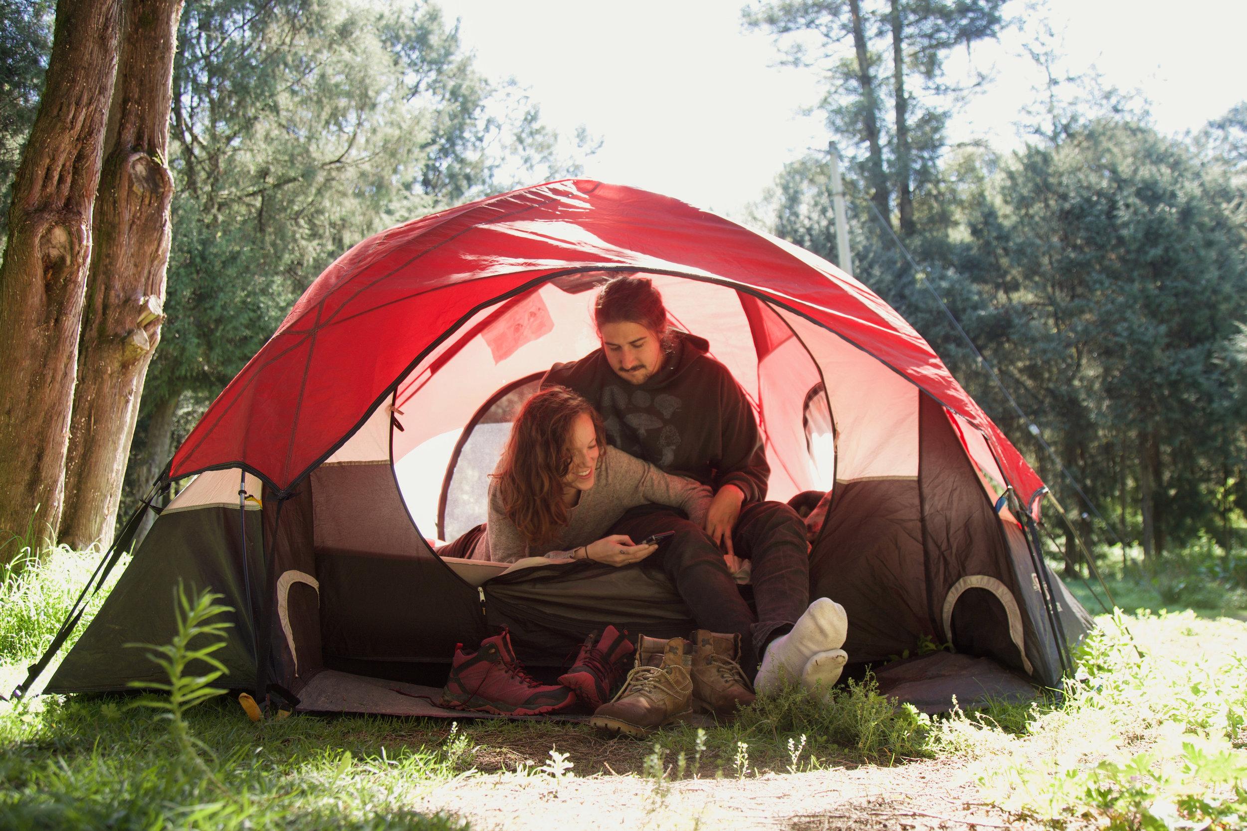 Piedra Canteada campground