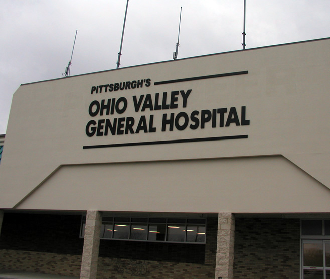 OHIO VALLEY GENERAL HOSPITAL WOUND AND PAIN MANAGEMENT RENOVATIONS