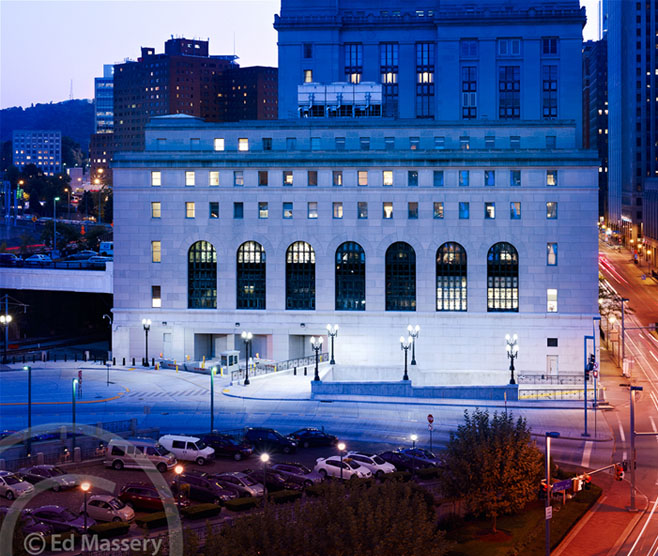 UNITED STATES POST OFFICE & FEDERAL COURTHOUSE RENOVATIONS OF THE NORTH PLAZA