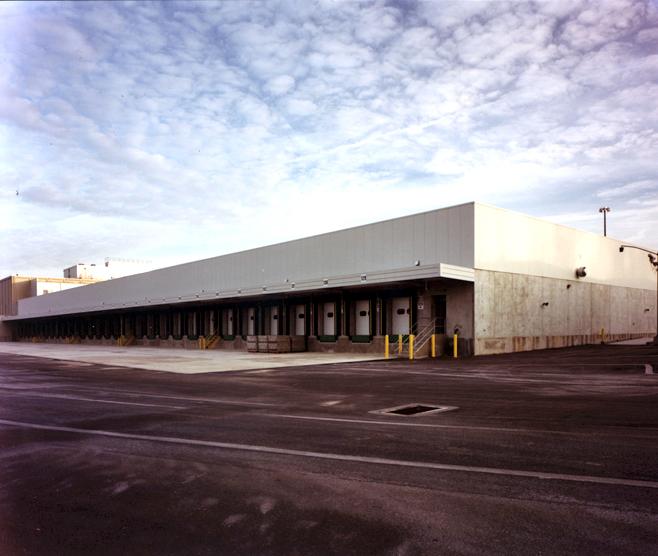 USPS BULK MAIL CENTER DOCK EXPANSION