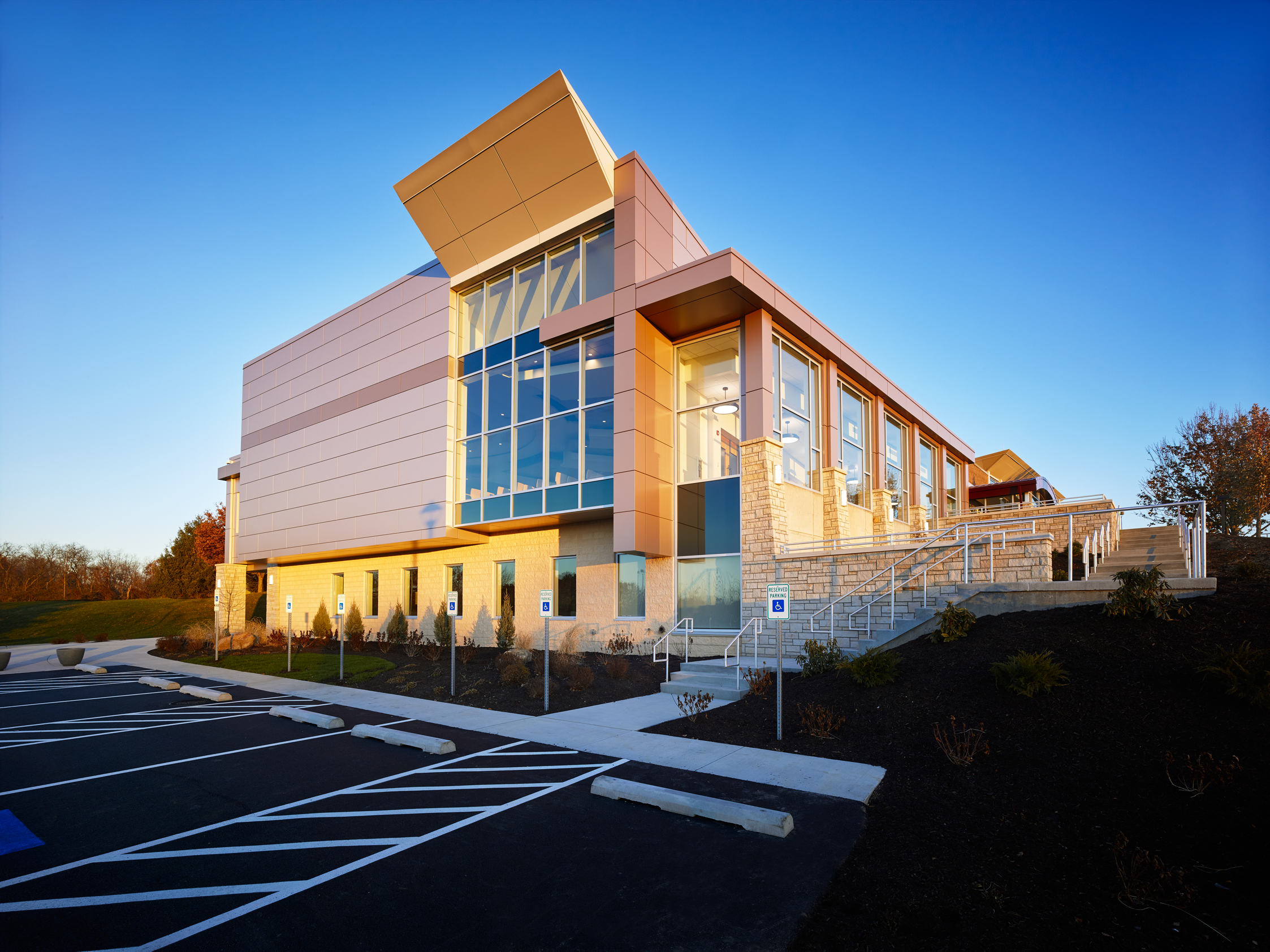 ORCHARD HILL CHURCH CHAPEL ADDITION