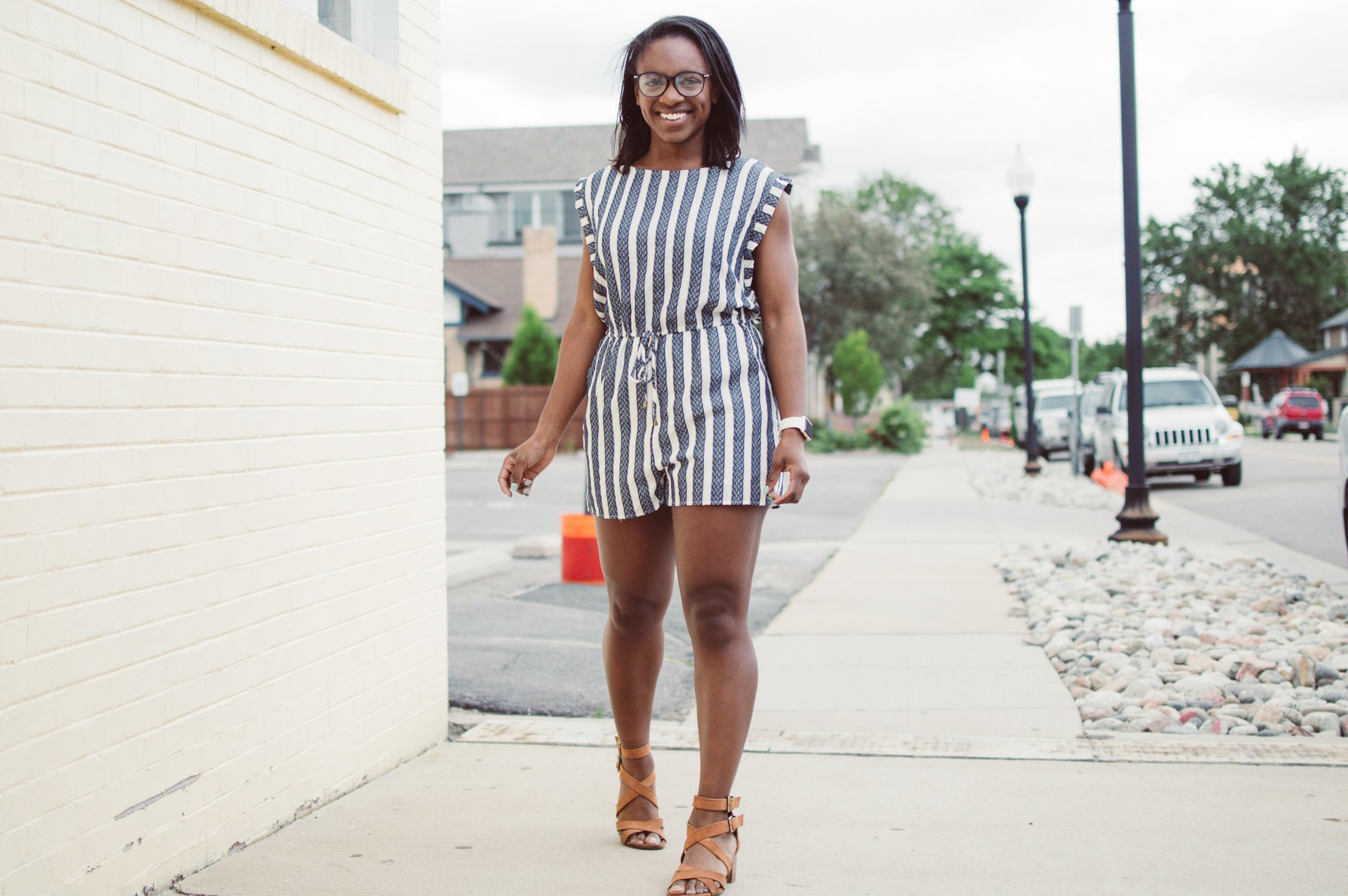 New Basics - The Romper