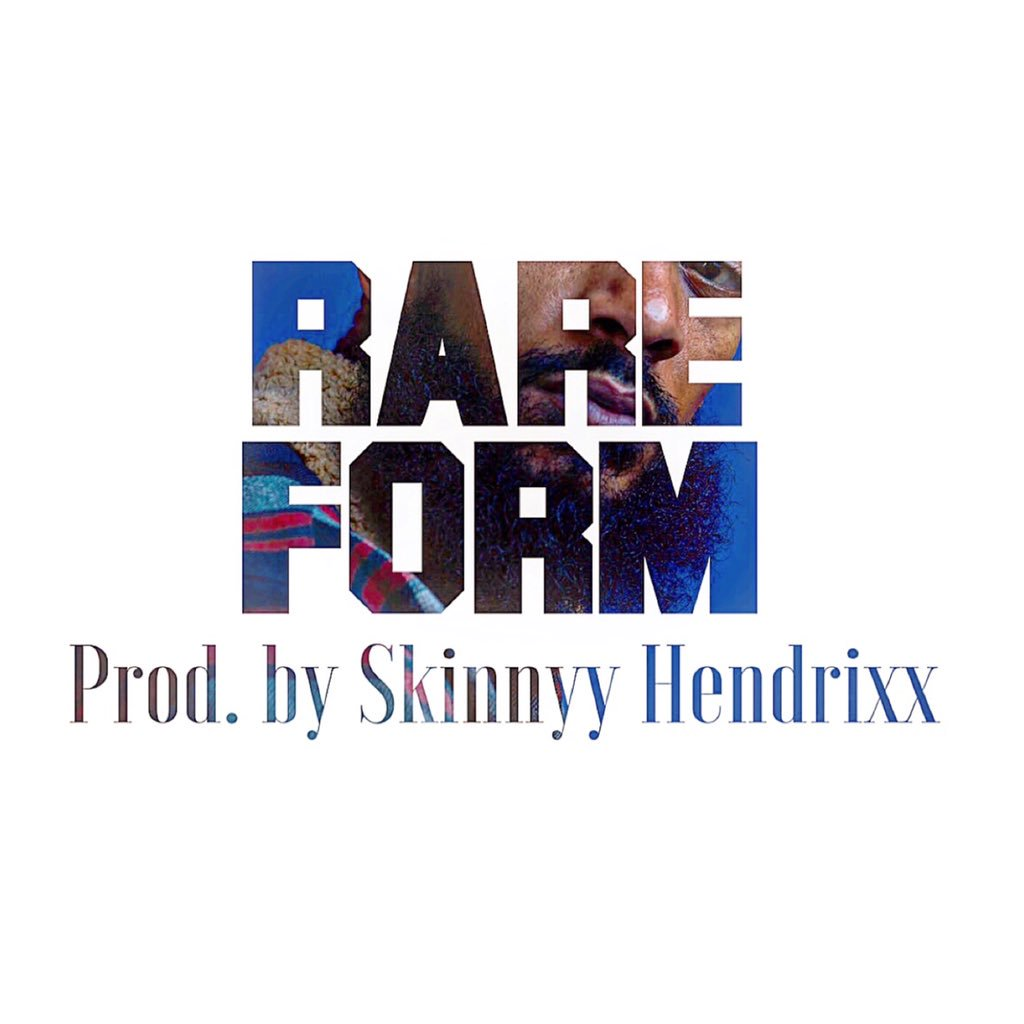 """During a tough time for the hip-hop community, RVA rapper Radio B steps back in the booth to pay homage to the late rapper and mogul Nipsey Hussle with """"Rare Form."""""""