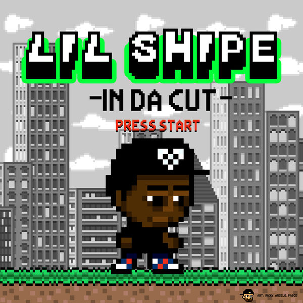 In the spirit of 4/20, New Orleans rapper Lil Shipe blesses us with some motivational music to smoke to with his  In Da Cut EP .