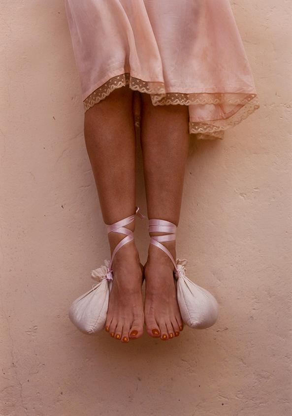 Cirenaica Moreira,No soy yo, es mi cuerpo el que recuerda (It Is not I, It Is My Body That Remembers),2003-2006.