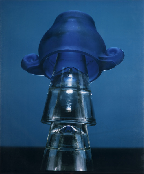 Study for The Magician's Tools, 2002. Polaroid Polacolor. 23 5/8 x 19 1/2 in.