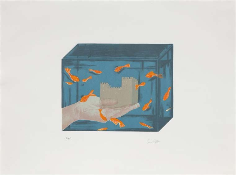 Sin título, del portafolio (Contemporary Prints from Cuba), [Untitled, from the portfolio (Contemporary Prints from Cuba)] 1998.