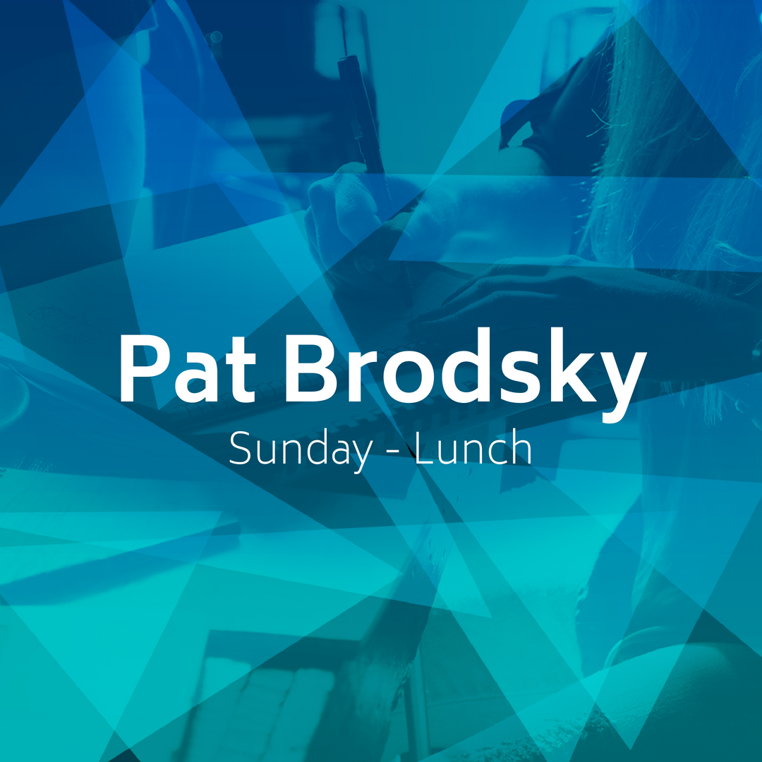Sunday Lunch Group - Pat Brodsky's small group will be meeting Sunday's at lunch time in a local restaurant following the 2nd service, around 12:15 PM. The restaurants will rotate each week. There are 8 spots available for this small group.