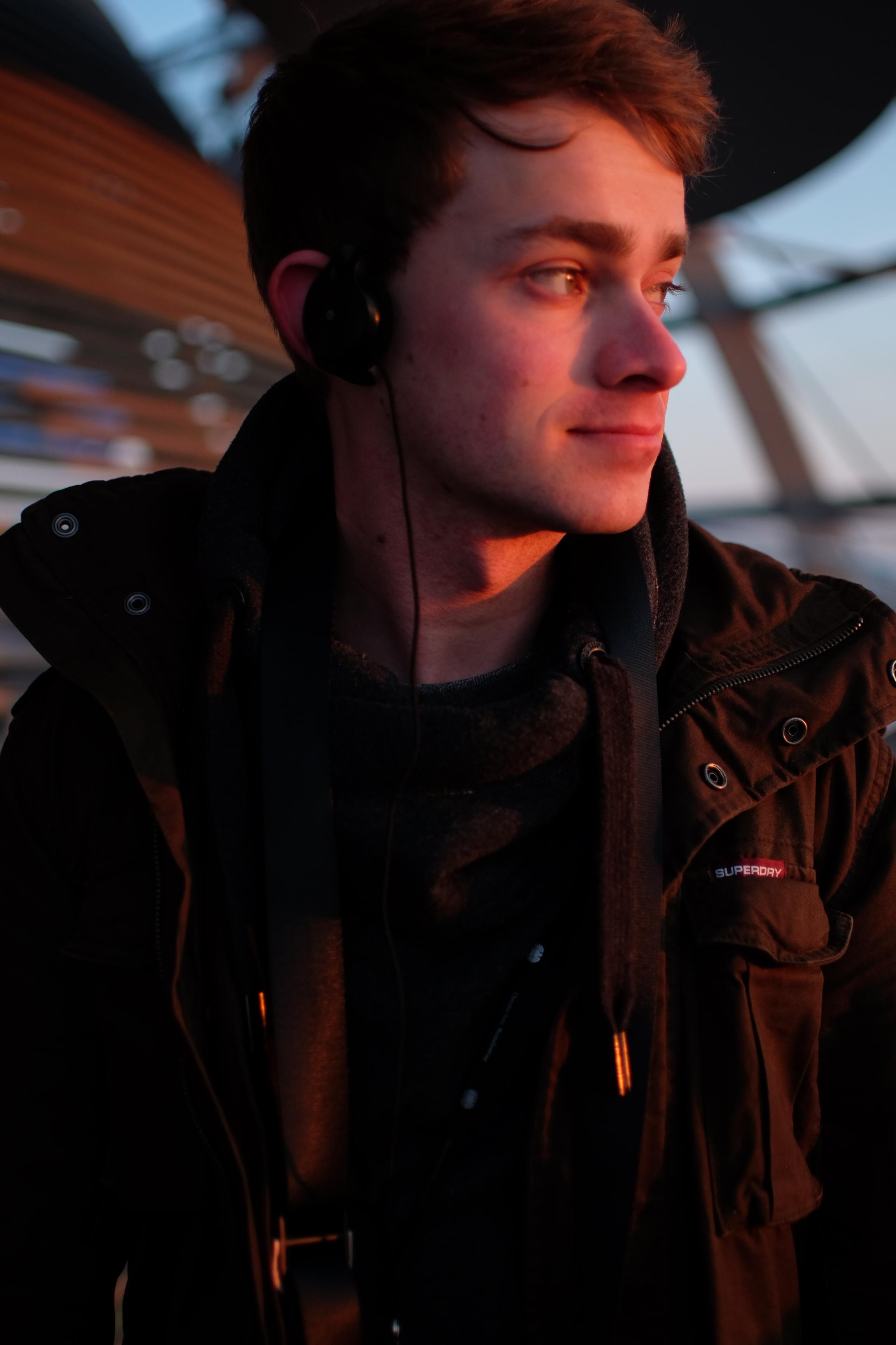 Daniel Kempson,Team Member -