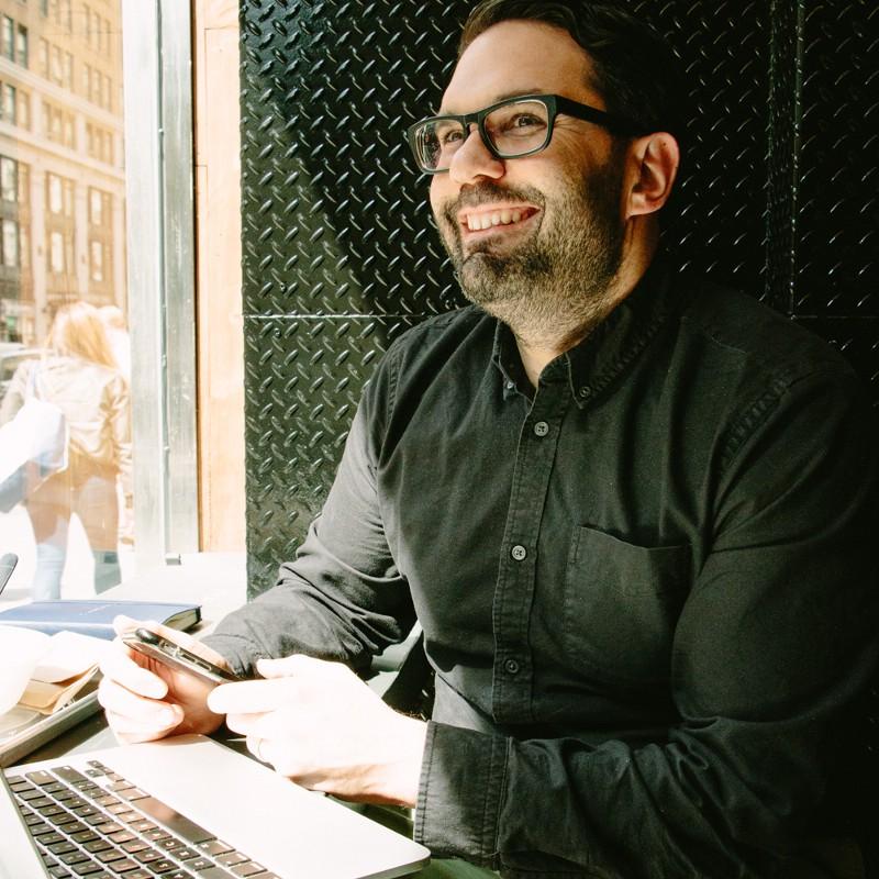 Rob, Managing Director